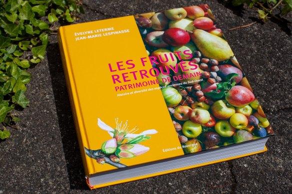 Couverture Les Fruits Retrouves